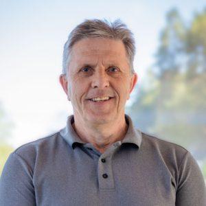 Asbjørn Kasin, kvalitetssjef i Notodden Energi