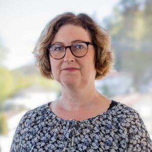 Aud Hegna Langedok, kundekonsulent i Notodden Energi