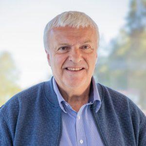 Guttorm Listaul, økonomisjef i Notodden Energi