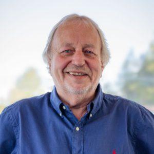Henning Johansson, salgs- og markedssjef i Notodden Energi