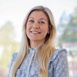 Karoline Marvik Kleven, kundekonsulent i Notodden Energi