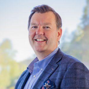 Runar Lia, administrerende direktør i Notodden Energi