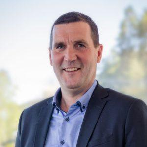 Svein Haug, salgs- og markedssjef i Notodden Energi